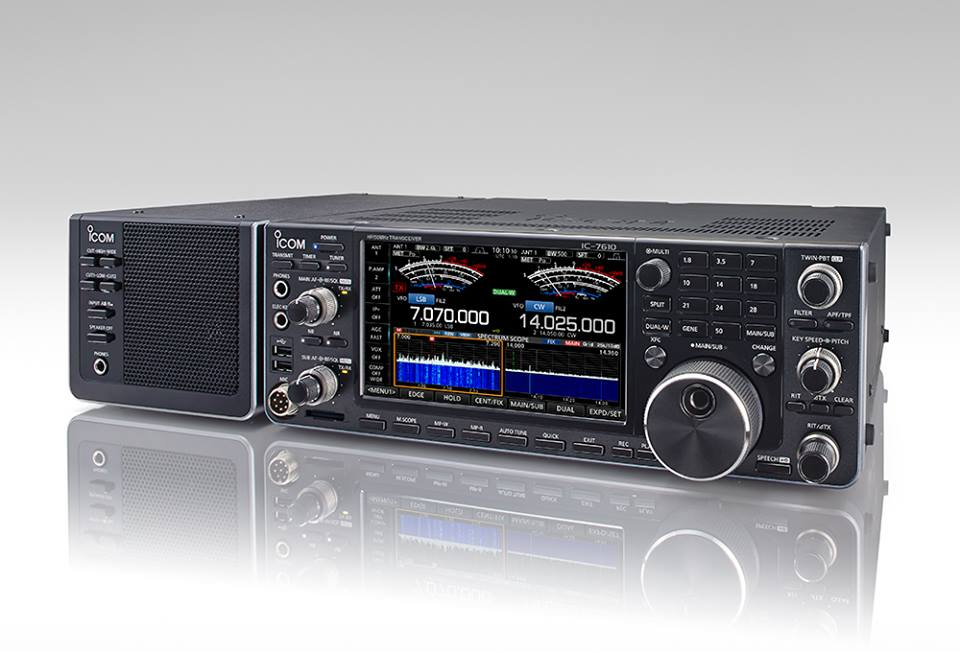ICOM External speaker SP-41 for IC-7651 and IC-7300