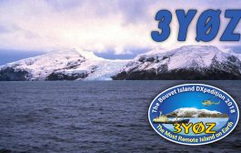 3Y0Z – ABORTED –  Bouvet Island DXpedition