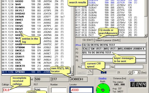 HamRacer – The hands-on software for passionate CW and SSB contesters