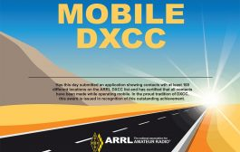 ARRL Announces Mobile DXCC Operating Award