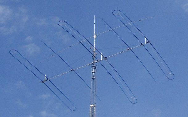 John Stanford, KF6I at SteppIR Antennas