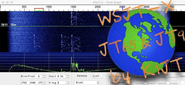 WSJT-X Version 1.9.0-rc4