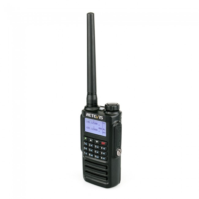Retevis RT87 is Real IP67 Dustproof and Waterproof Two Way Radio