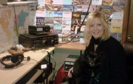 "Valerie Hotzfeld, NV9L, is ""Amateur of the Year,"" as Hamvention® Announces Award Winners"