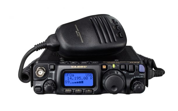 Yaesu FT-818 – Unboxing [ Video ]