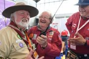 HAM RADIO in Friedrichshafen Puts Scouts in the Spotlight