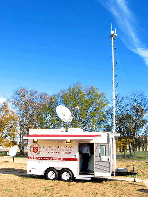 Hamvention Setting Space Aside to Spotlight Emergency Communication Vehicles