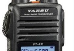 Yaesu FT-4XR / FT-4VR : ANNOUNCEMENT