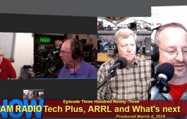 Tech Plus(Enhanced), ARRL , and What's next