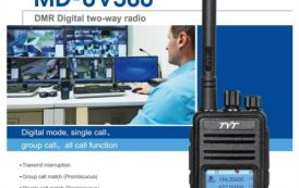 Announcing the TYT MD-UV380 Dual Band DMR Radio