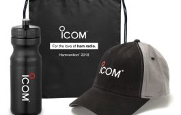 Commemorative Icom Hamvention® 2018 Swag Kit