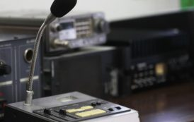 Frequency Measuring Test Set for April 6 UTC