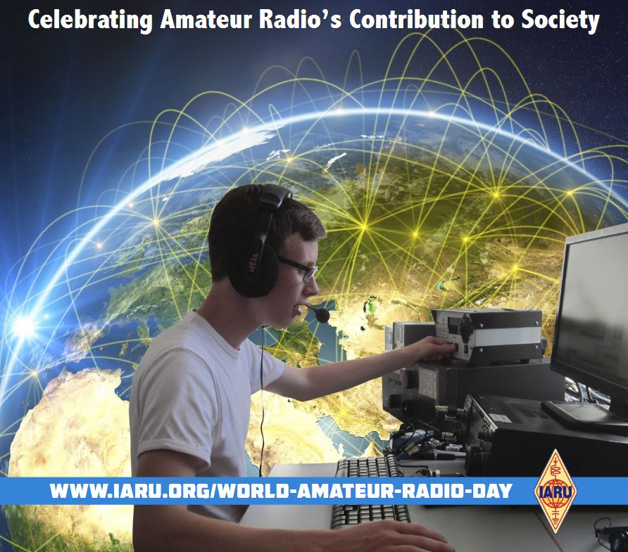 IARU President Extends Greetings for World Amateur Radio Day 2018