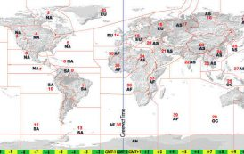 LoTW Support for CQ Worked All Zones (WAZ) Award Goes Live
