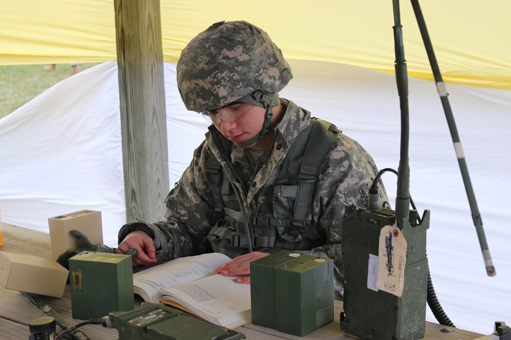 Iowa National Guard Exercise Pushes Communications Interoperability Boundary