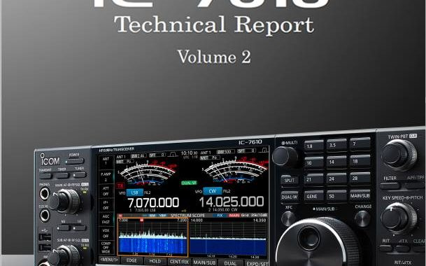 IC-7610 Technical Report Vol. 2 (English Version)
