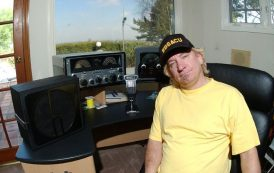 Eagles Guitarist Joe Walsh, WB6ACU, Promotes Amateur Radio in Media Announcements