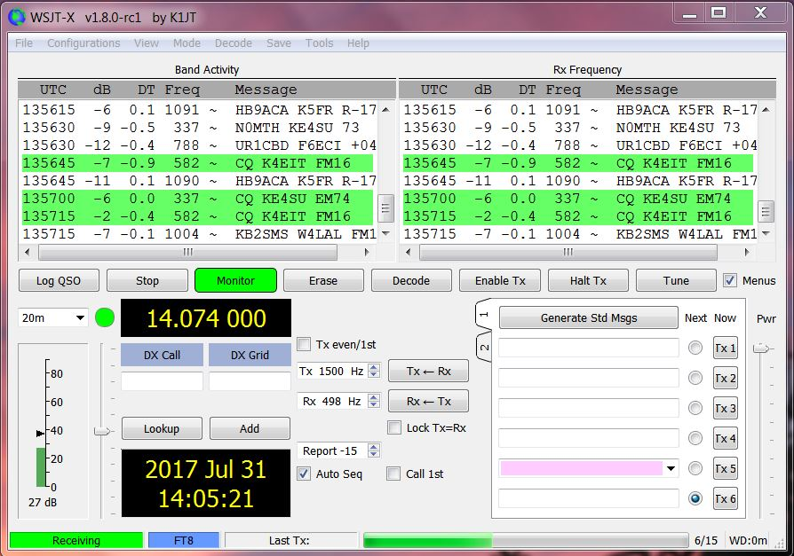 Third Public Test of FT8 DXpediton Mode Deemed a Success