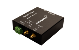 Introduction to the RSPduo Dual tuner 14-bit 1kHz – 2GHz SDR