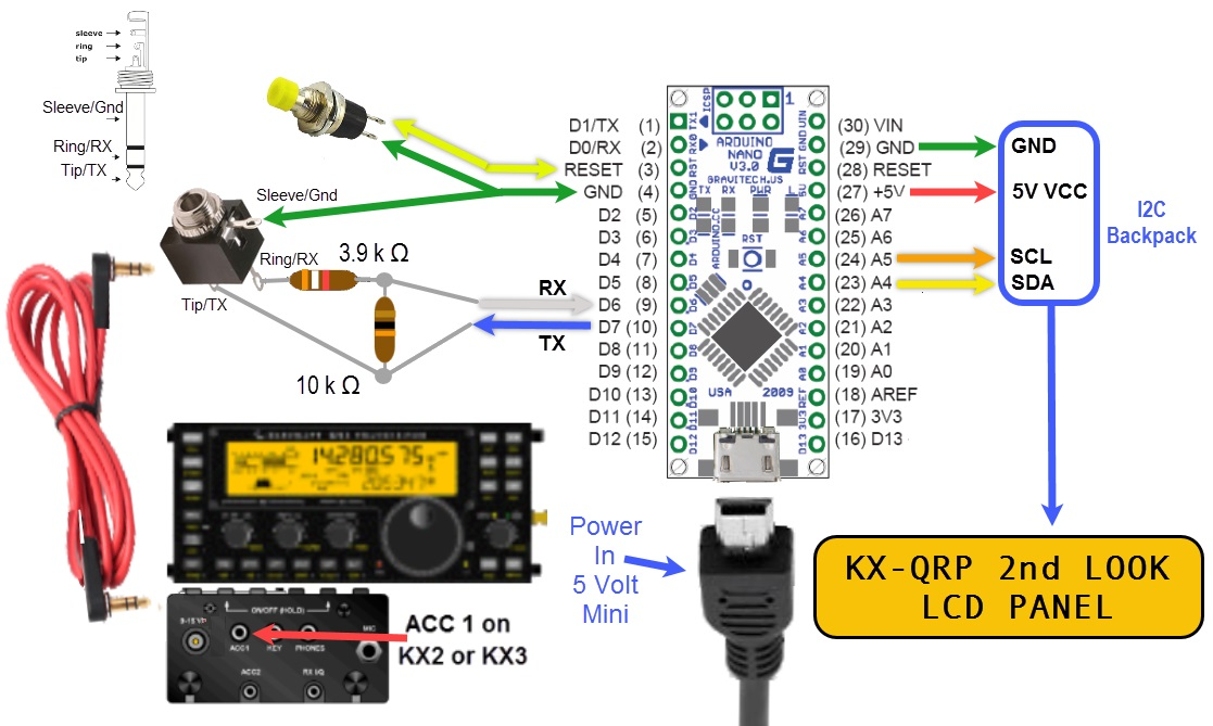 KX-QRP 2nd Look - Elecraft KX2 or KX3