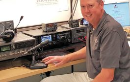 "WX4NHC Station Test ""Very Successful"""