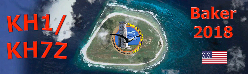 DXpedition Team Set to Depart for Baker Island, Ducie Island Preparations on Target