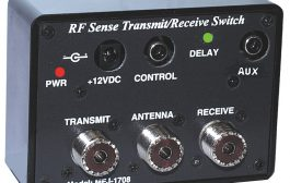 A close look at the MFJ-1708SDR T/R switch