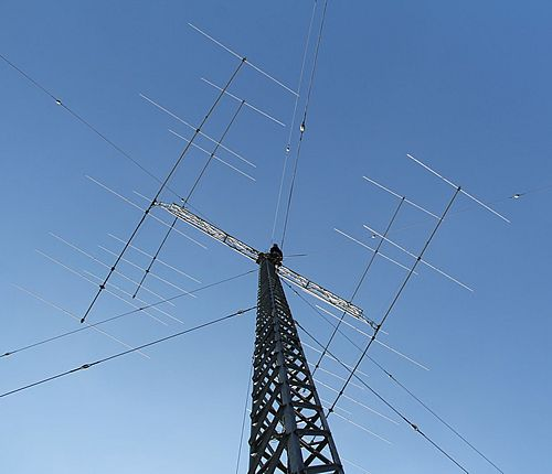 Ham College 43 – General Amateur Radio Exam part 14. Emergency Communications, Skywave propagation, and Yagi antennas.