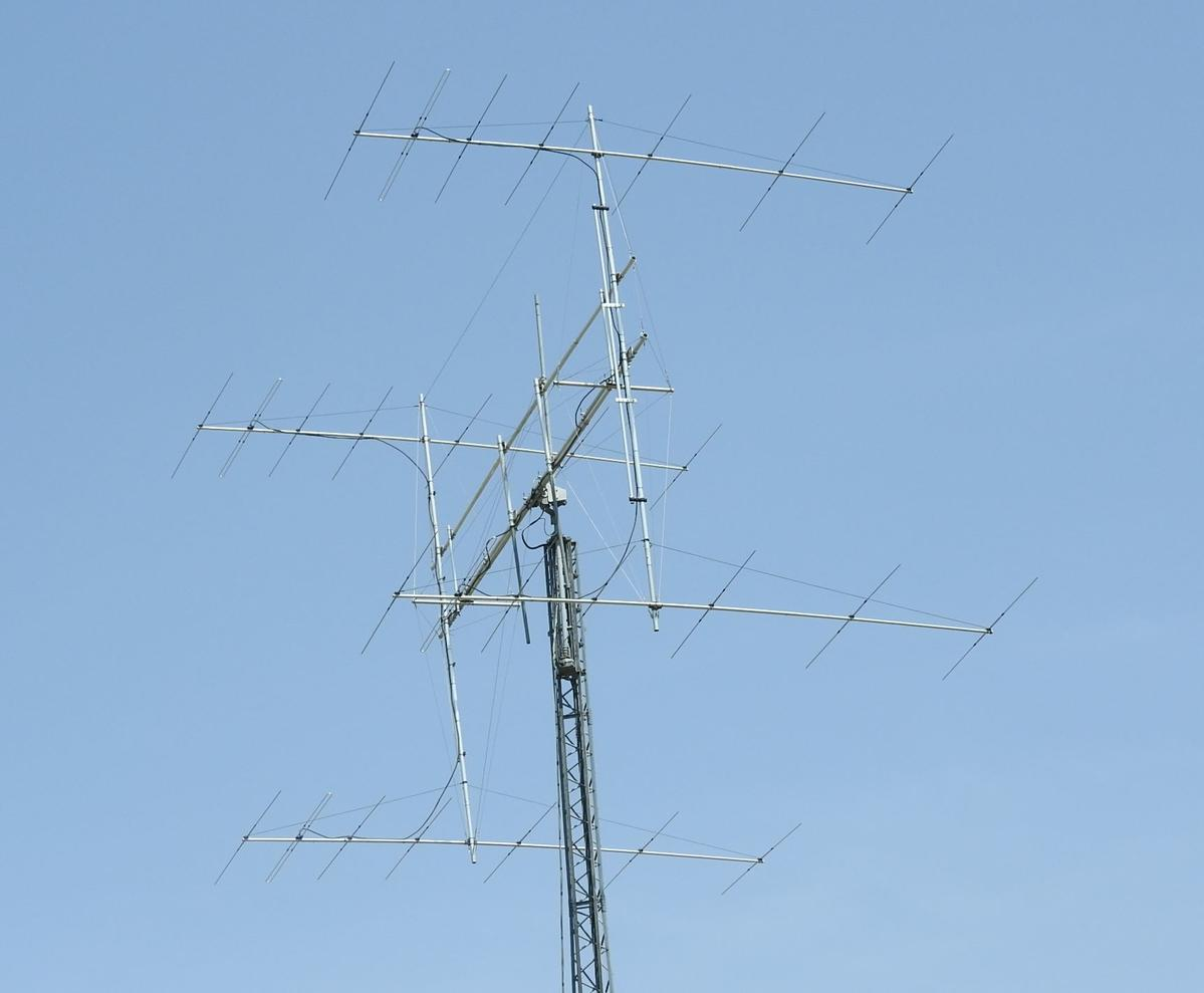 Radio Amateur in Japan Completes Worked All States on 6 Meters