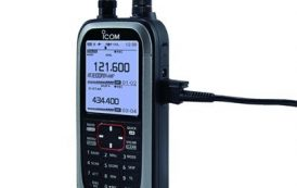 Icom IC-R30 Firmware Update (Version 1.05)