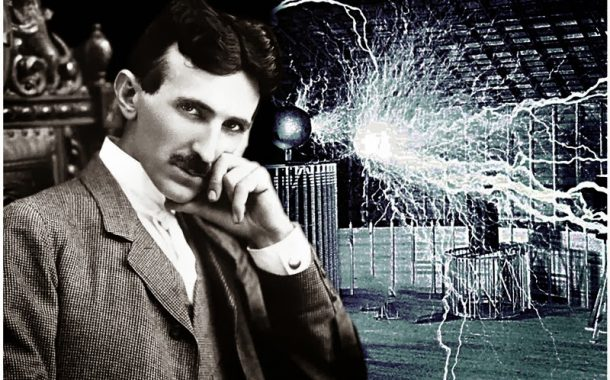 It's Nikola Tesla's Birthday
