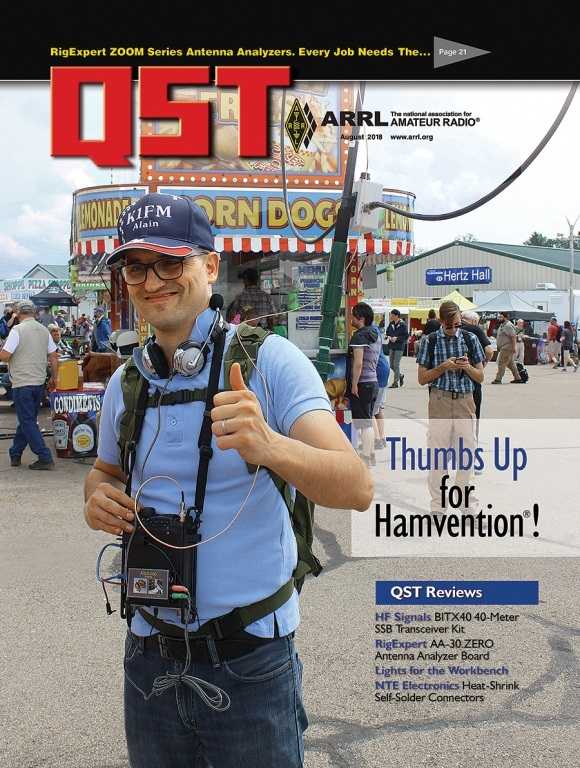 The August Edition of Digital QST is Now Available!