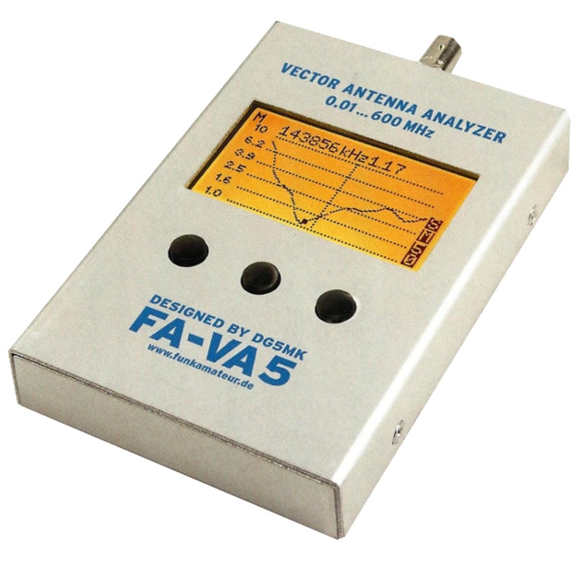 FA-VA5 600MHz Vector Antenna Analyzer Kit