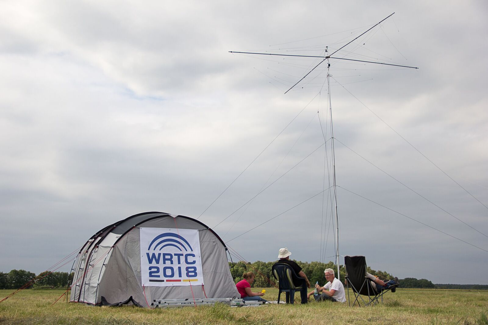 RADIO DARC special coverage of WRTC 2018