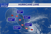 ARRL Headquarters Monitoring Progress of Hurricane Lane, Radio Gear Available to Deploy