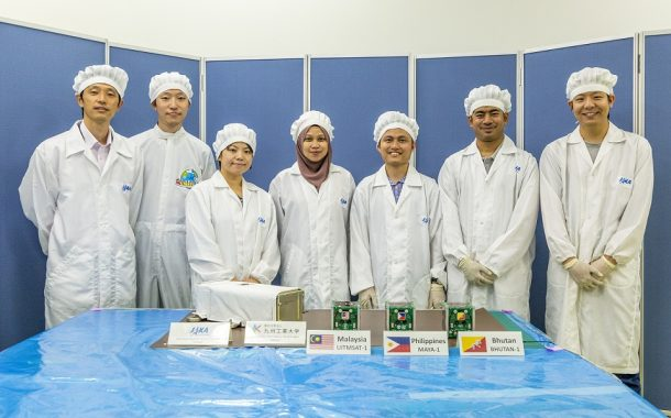 BIRDS-2 CubeSats to Deploy from ISS on August 10