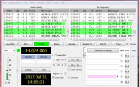 FT8 in UK and EU contests
