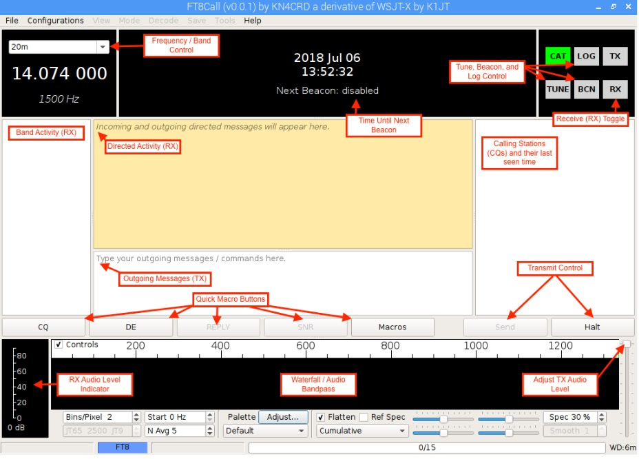 A New FT8 with Rag Chew Abilities ( FT8CALL )