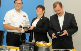 Ham Radio Equipment for Emergency Communication Delivered in Honduras