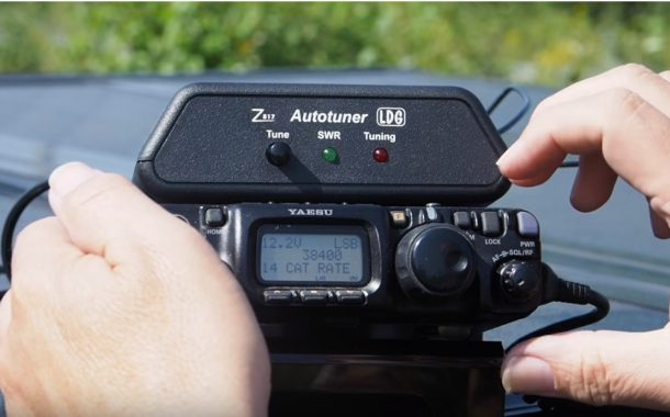 Working QRP – LDG Z817 Tuner Review
