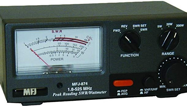 Is Your SWR Meter Being Honest With You? – Ham Radio Basics–Jim Heath W6LG