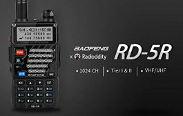 Baofeng RD-5R Dual Band DMR HT Review