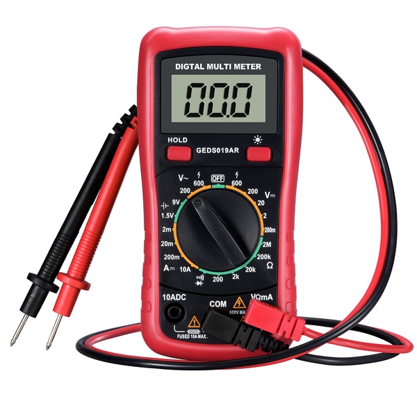 Summit Digital Meters : Volt ohm meters the doctor will see you now arrl