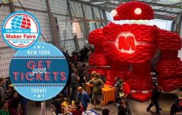Ham Radio will be Represented at 9th Annual World Maker Faire in New York City