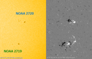 Reverse-Polarity Sunspot Group Does Not Belong to Cycle 25 Observatory Says