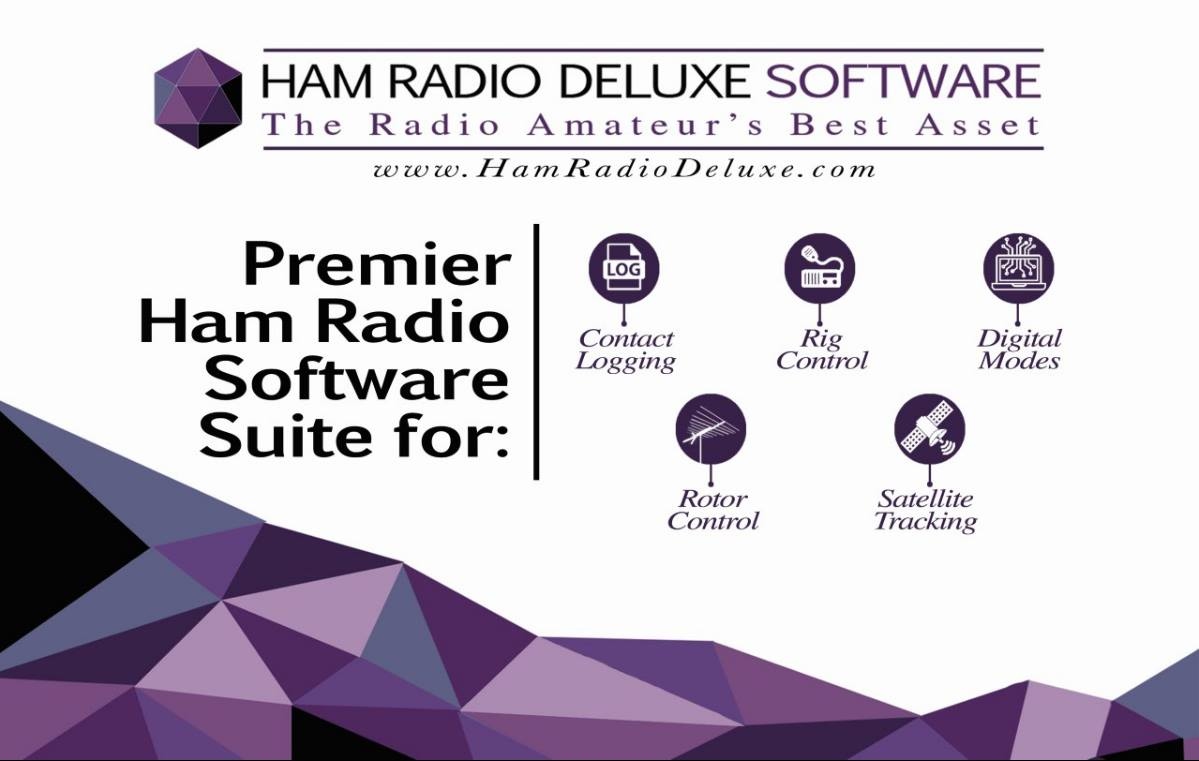 Ham Radio Deluxe v6.4.0.888  released and available for download