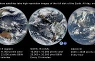 How to Receive Beautiful Images of the Earth Directly From Space | GOES-15,16,17 and Himawari 8 HRIT