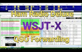 HRD Logbook and WSJT X QSO Forwarding