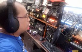 Amateur Radio Volunteers in Indonesia Link Earthquake Zone with Outside World