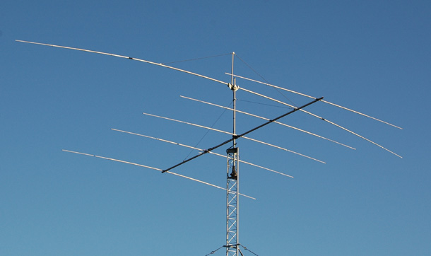 Building a 40 Meter Rotatable Dipole